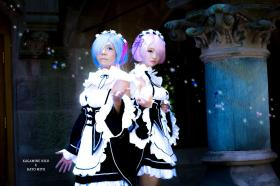 Rem from Re:ZERO -Starting Life in Another World- worn by Nico/Yuuki