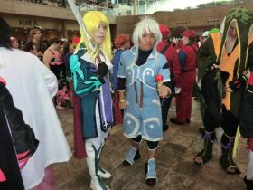 Genis Sage from Tales of Symphonia