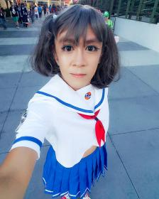 Rin Shiretoko from Haifuri worn by Nico/Yuuki