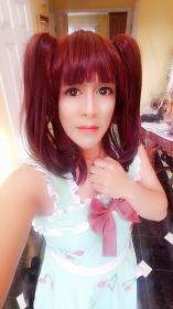 Chieri Ogata from iDOLM@STER Cinderella Girls