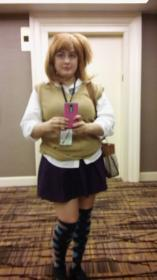 Yuuko Ooshima the 9th from AKB0048 worn by BerryChan