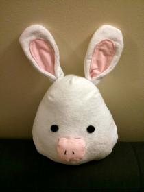 Pig Rabbit from You're Beautiful worn by Fire-Raising