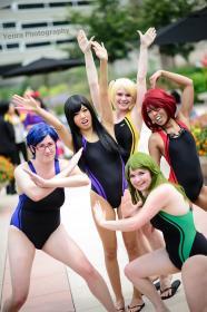 Rei Ryugazaki from Free! - Iwatobi Swim Club worn by Fire-Raising