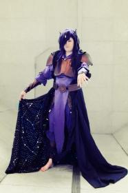 Koumei Ren from Magi Labyrinth of Magic