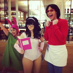 Tina Belcher from Bob's Burgers worn by ohcristina