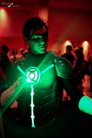 Hal Jordan from Green Lantern worn by iObject