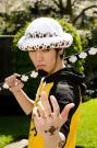 Trafalgar Law from One Piece worn by Raif-San