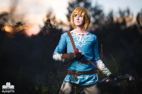 Link from Legend of Zelda: Wii U
