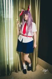 Reisen Udongein Inaba from Touhou Project worn by Pickle