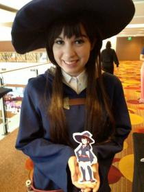 Akko Kagari from Little Witch Academia worn by ferocity
