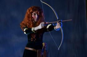 Merida from Brave worn by auress
