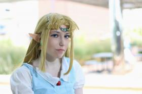 Princess Zelda from Legend of Zelda: A Link to the Past worn by auress