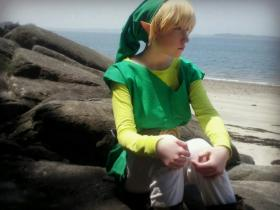 Link from Legend of Zelda: The Wind Waker worn by auress