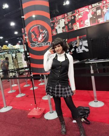 Makoto Niijima from Persona 5 worn by Scarlet