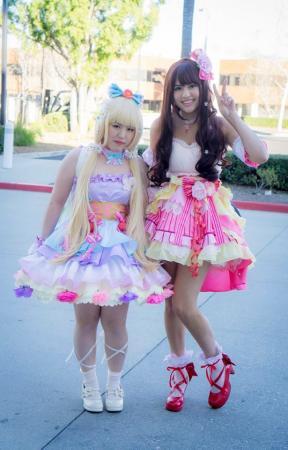 Uzuki Shimamura from iDOLM@STER Cinderella Girls worn by Scarlet
