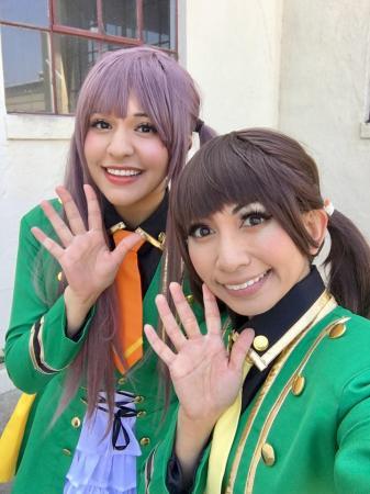 Miyu Okamoto from Wake Up Girls! worn by Scarlet