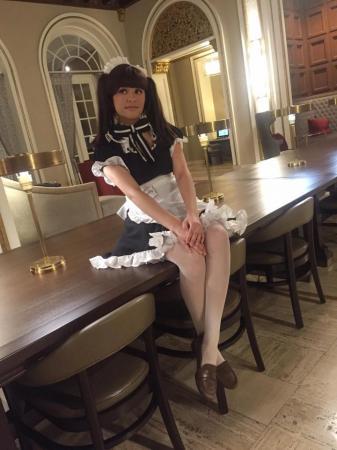 Sadayo Kawakami from Persona 5 worn by Scarlet
