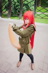 Shana from Shakugan no Shana