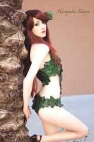 Poison Ivy from Batman worn by Harajuku Bunny