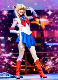 Sailor Moon from Sailor Moon Crystal worn by Harajuku Bunny