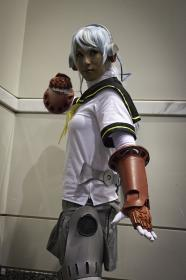 Labrys from Persona 4: Arena