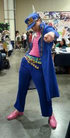 Jotaro Kujo from Jojo's Bizarre Adventure worn by Jimbosmash