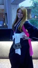 Rangiku Matsumoto from Bleach worn by Pretty Lush
