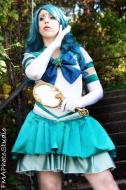 Eternal Sailor Neptune from Sailor Moon Sailor Stars