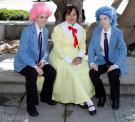 Hikaru Hitachiin from Ouran High School Host Club worn by creativeCrater