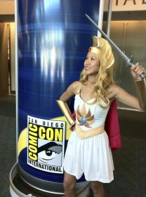She-Ra from She-Ra Princess of Power worn by The Stylish Geek