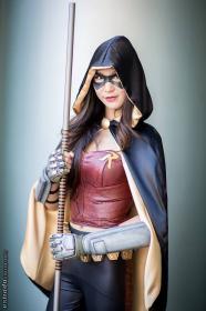 Robin from Batman: Arkham City