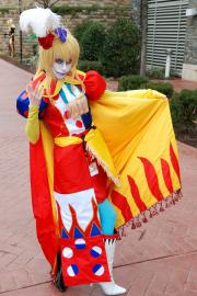 Kefka Palazzo from Final Fantasy VI worn by Kaiyakkuma