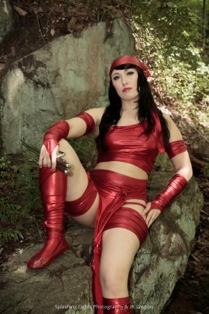 Elektra Natchios from Daredevil