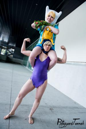 Susan Strong (Adventure Time with Finn and Jake)  by kris lee