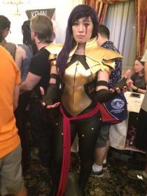 Psylocke from X-Men worn by kris lee