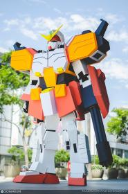 Heavy Arms from Mobile Suit Gundam Wing