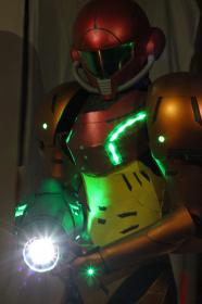 Samus Aran from Metroid: The Other M