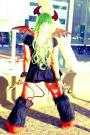 Scanty from Panty and Stocking with Garterbelt worn by ViceFox