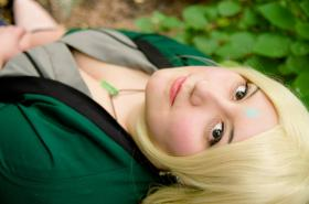Tsunade from Naruto worn by Azure Rose