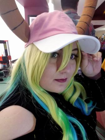 Lucoa from Kobayashi-san Chi no Maid Dragon by Azure Rose