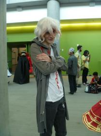Nagito Komaeda from Super Dangan Ronpa 2 worn by Fabulous Maxwell