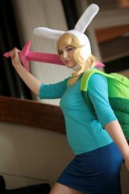 Fionna from Adventure Time with Finn and Jake worn by AgentTopangaLawrence