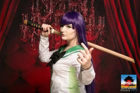 Busujima Saeko from Highschool of the Dead worn by AgentTopangaLawrence