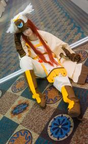 Tsubaki from BlazBlue: Calamity Trigger worn by Letho