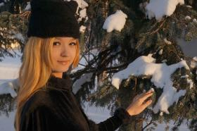 Maetel from Galaxy Express 999 worn by Letho