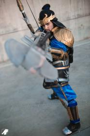 Xiahou Yuan from Dynasty Warriors 8