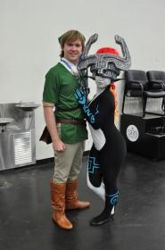 Midna from Legend of Zelda: Twilight Princess worn by Whimsy-Mimsy