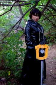 Xion from Kingdom Hearts 358/2 Days worn by Whimsy-Mimsy