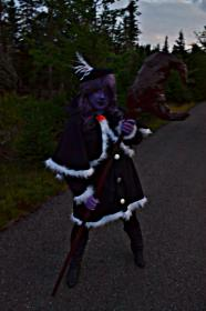 Lulu from League of Legends worn by The Howling Shoopuf