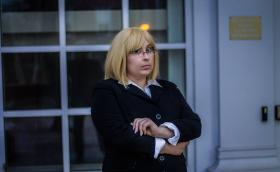 Michelle K. Davis from Terra Formars  worn by The Howling Shoopuf